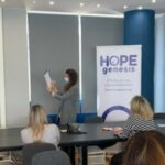 H HOPEgenesis συνεργάζεται με το RISE CLUB στηρίζοντας μητέρες που θέλουν να επιστρέψουν στην αγορά εργασίας